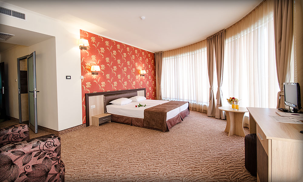 Number Of Hotel Rooms In Plovdiv